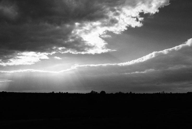 Wolkenfronten