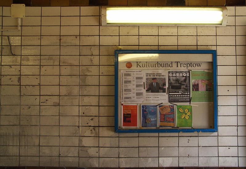 Baumschulenweg: Kulturbund Treptow