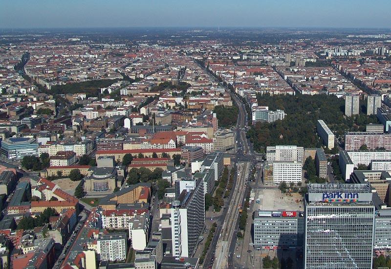 Berlin von oben III