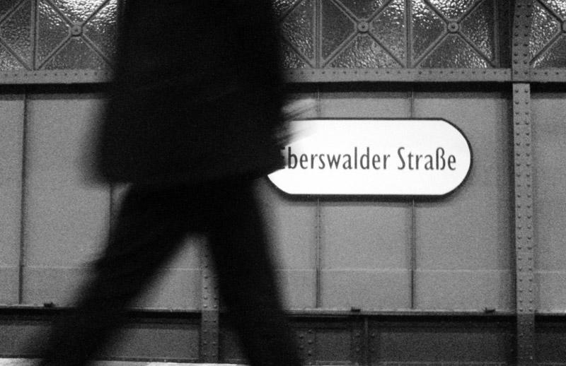 Warten Eberswalder Strasse